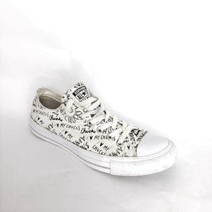 Converse All Star I Heart My Chucks Sneakers White